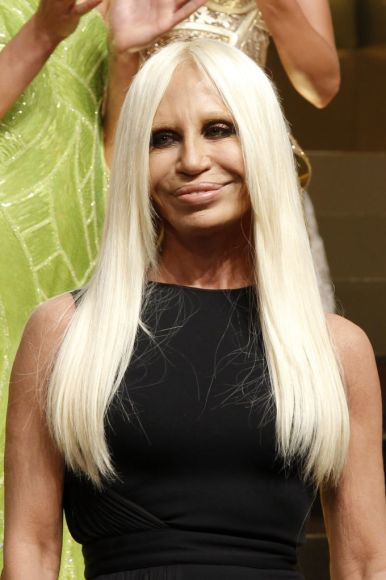 """""""Scanpix"""" nuotr./Donatella Versace"""