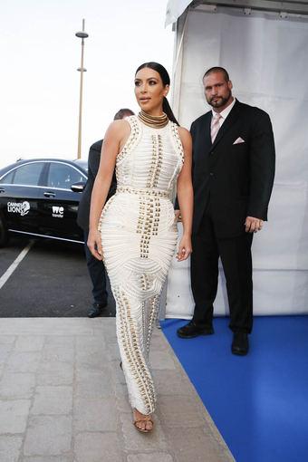 Gedmanto Kropio/ Žmonės.lt nuotr./Kim Kardashian Kanuose
