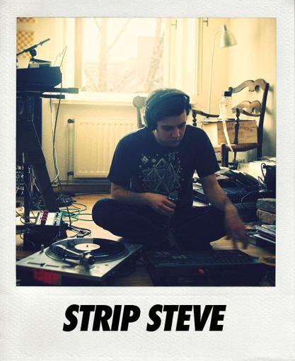 Festivalio organizatorių nuotr./Strip Steve