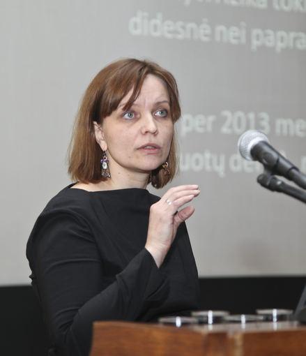 Asmeninio albumo nuotr./Gydytoja radiologė dr. Rūta Briedienė