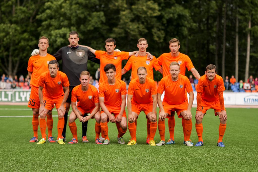 Resultado de imagem para FK Banga Gargždai