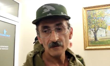 Teroristų štabo vadas