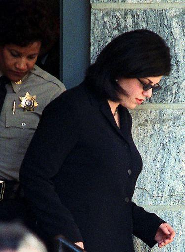 """AFP/""""Scanpix"""" nuotr./Monica Lewinsky 1998 m."""