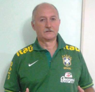 L.F.Scolari antrininkas - Vladimiras Palomo
