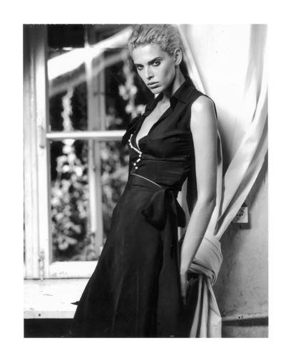 Modesto Ežerskio nuotr./A&V pavasaris – vasara (2005). Modelis Margarita Švegždaitė