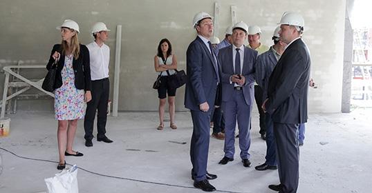 Vilniuje remontuojamos 65 ugdymo įstaigos, statomas naujas darželis. Vilniaus savivaldybės nuotr.
