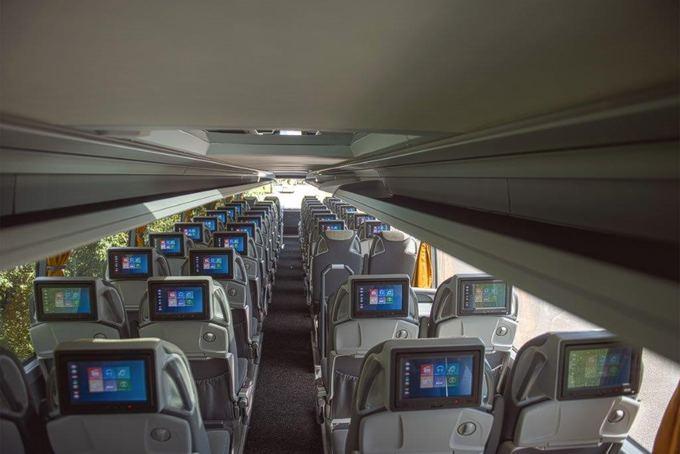 Ecolines autobusai
