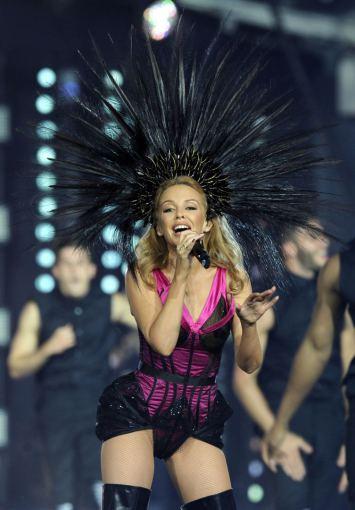 """AFP/""""Scanpix"""" nuotr./Kylie Minogue"""