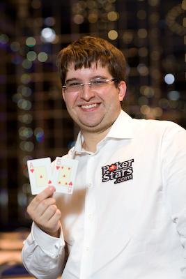 pokerstarsblog.com nuotr./Glenas Chorny