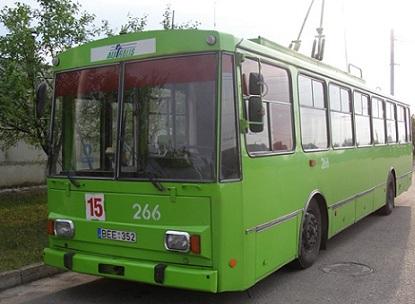 """""""Kauno autobusai"""" nuotr./Kauno troleibusas"""