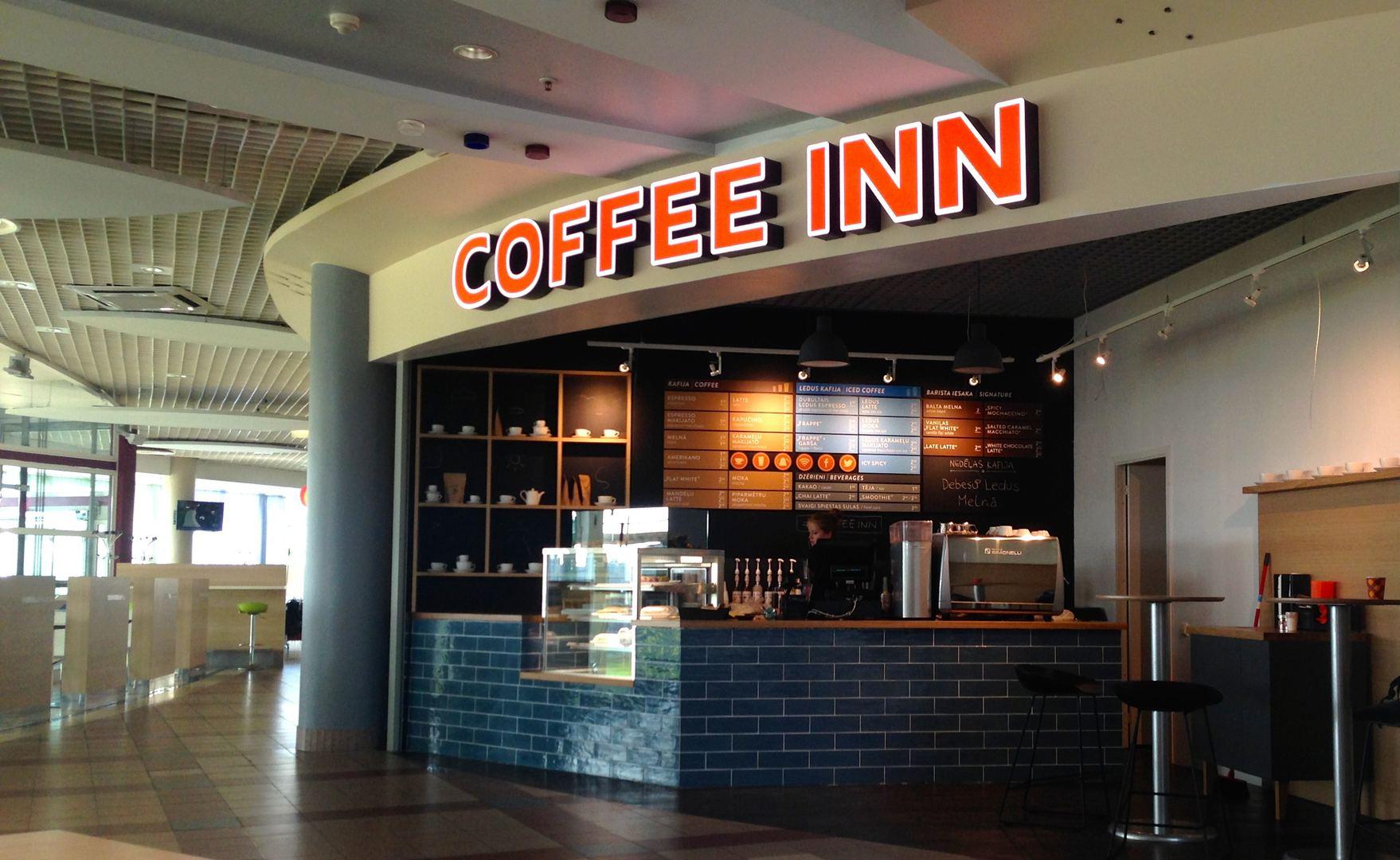 """""""Coffee Inn"""" įkūrėjas Nidas Kiuberis: Plečiant Verslą"""