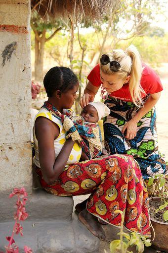 LNK nuotr./Rūta Mikelkevičiūtė Zambijoje