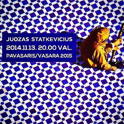 Asmeninio albumo nuotr./Juozo Statkevičiaus kolekcijos kvietimas