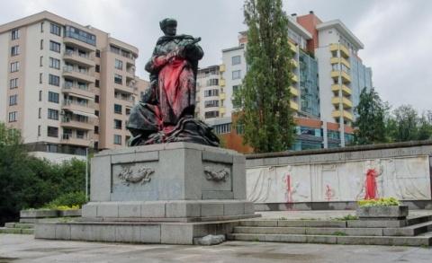 cross.bg nuotr./Paminklas Sofijoje