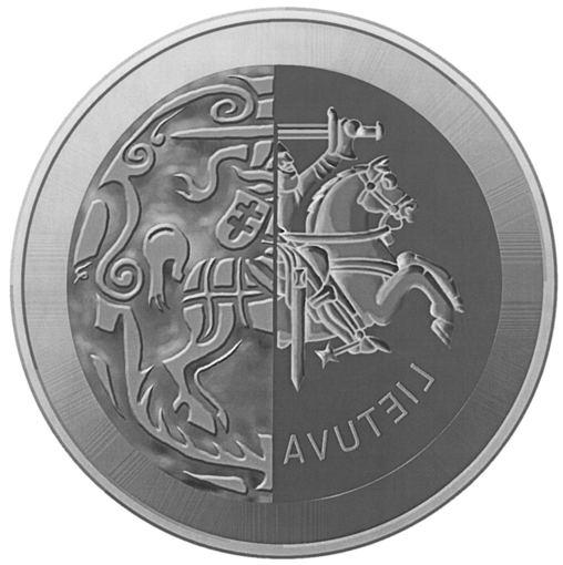 Lietuvos banko nuotr./LDK aversas