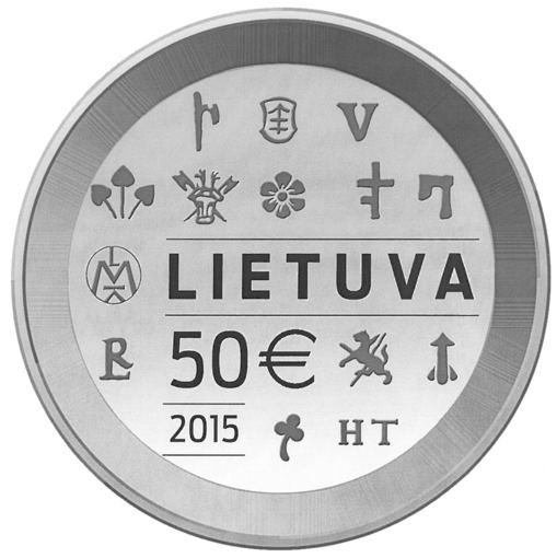 Lietuvos banko nuotr./LDK reversas
