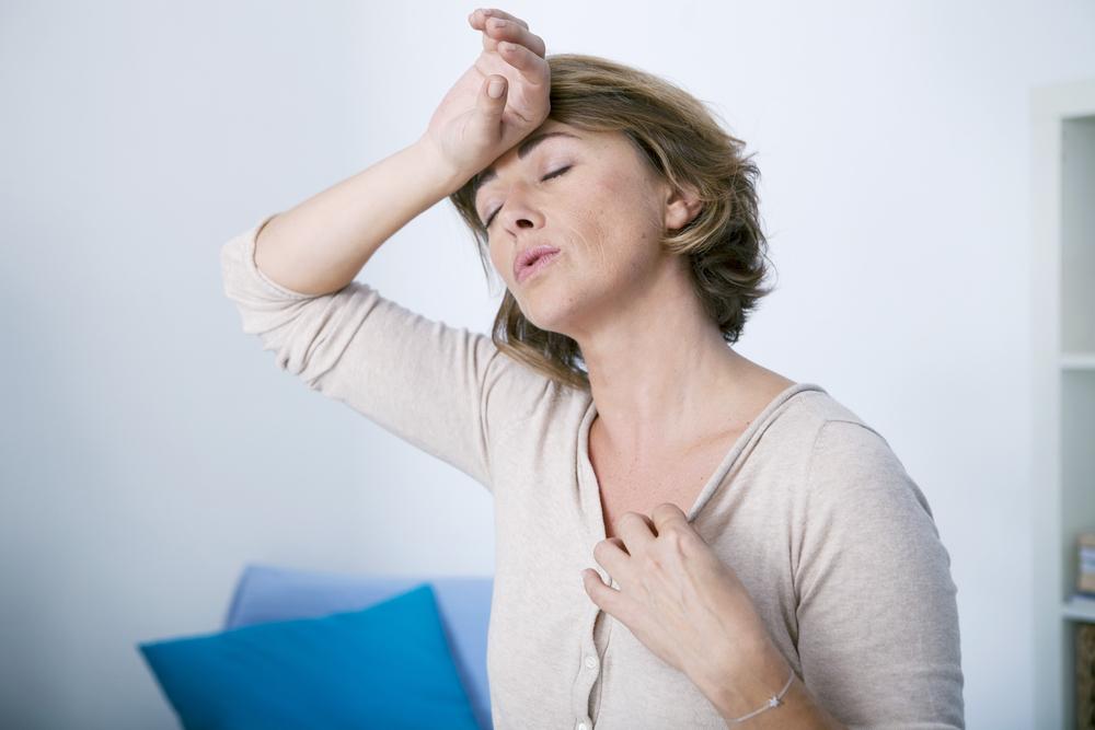Menopauzė ir mėnesinės