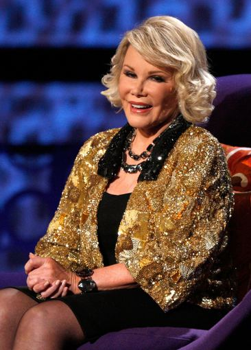 "AFP/""Scanpix"" nuotr./Joan Rivers"