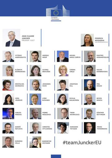 EK. nuotr./Europos Sąjungos komisija