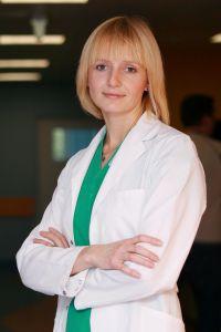 Gydytoja otorinolaringologė - Jekaterina Byčkova. Asmeninio archyvo nuotr.