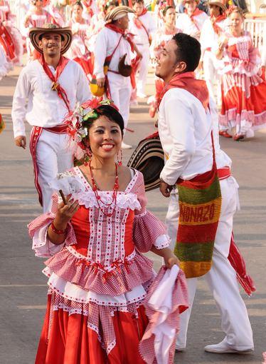 """Festivalio """"In Latino"""" nuotr./Kolumbijos vaizdai"""