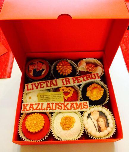 Asmeninio albumo nuotr./Ingridos Kazlauskaitės dovana mamai gimtadienio proga