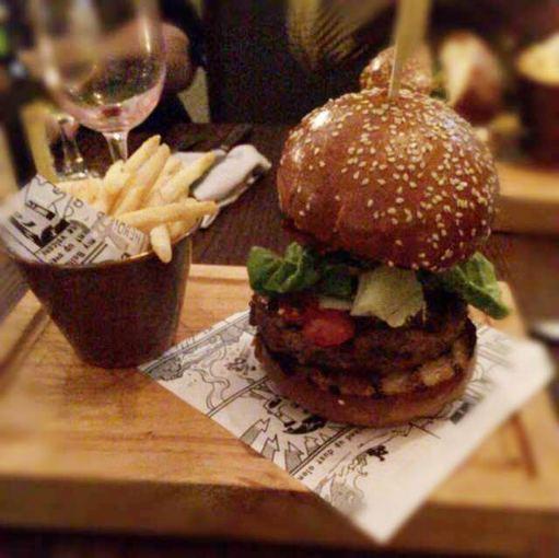 Asmeninio albumo nuotr./Jamie Oliverio restoranas Londone