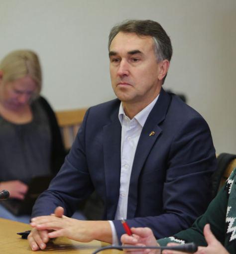 Juliaus Kalinsko/15min.lt nuotr./Petras Auštrevičius