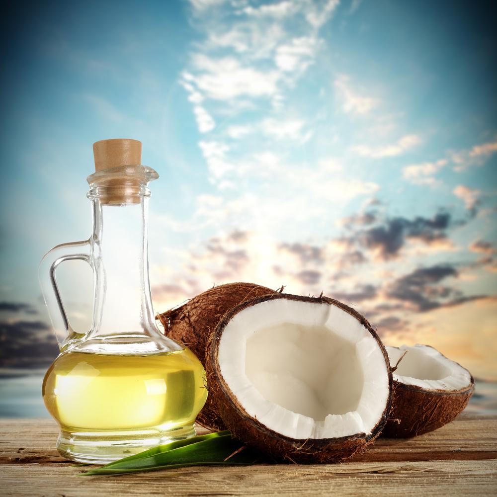 Kokosų Aliejus – Vietoj