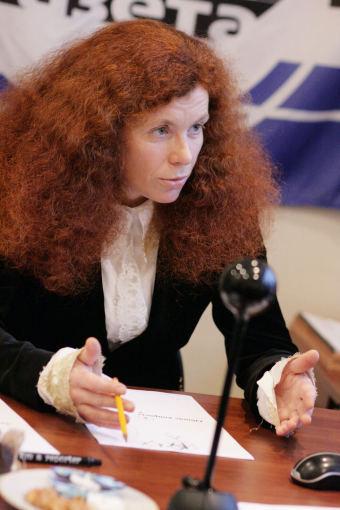 etsphoto.ru nuotrauka/Rusijos žurnalistė Julija Latynina