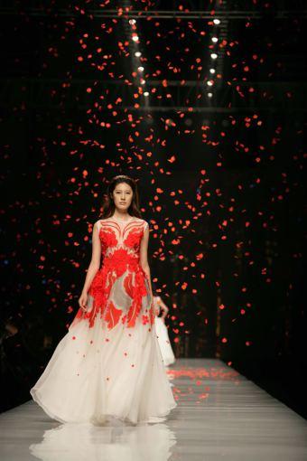 """""""Kristi Andress"""" nuotr./""""Kristi Andress"""" kolekcijos pristatymas Kinijoje"""
