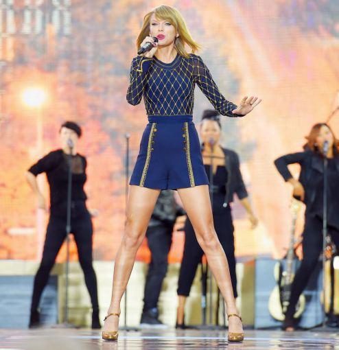"""Scanpix""/""BuzzFoto"" nuotr./Taylor Swift"
