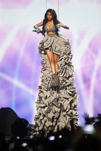 """Scanpix""/""PA Wire""/""Press Association Images"" nuotr./Nicki Minaj"