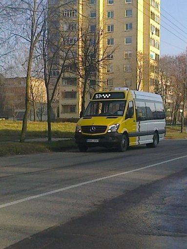 Mikro autobusai Kaune