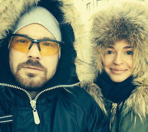 Asmeninio albumo nuotr./Aleksejus Čadovas ir Agnija Ditkovskytė