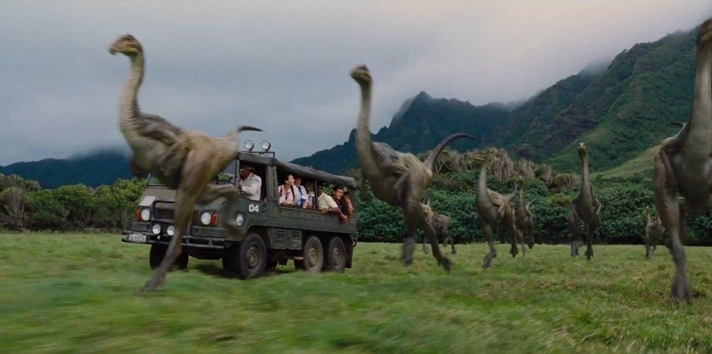 Dinozaurai filmas
