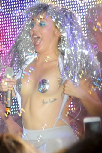 """Scanpix""/""Sipa USA"" nuotr./Miley Cyrus"