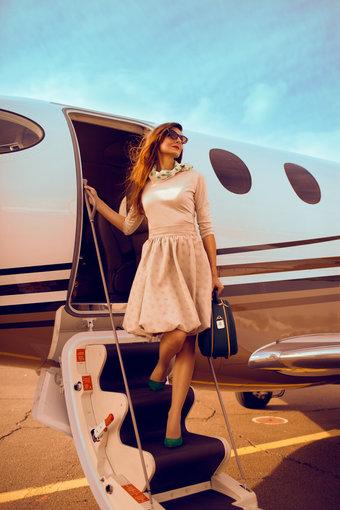 """""""Shutterstock"""" nuotr./Retro stilius – tai subtilus moteriškumas."""