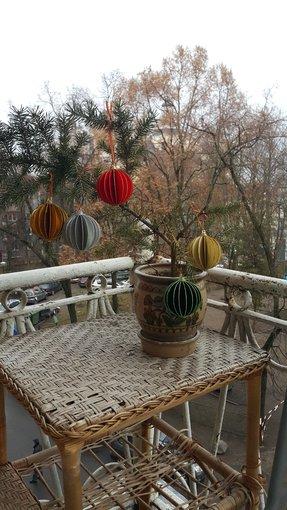 Asmeninio albumo nuotr./Jurijaus Smorigino balkonas