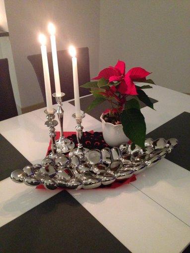 Asmeninio albumo nuotr./Godos Alijevos kalėdinės dekoracijos
