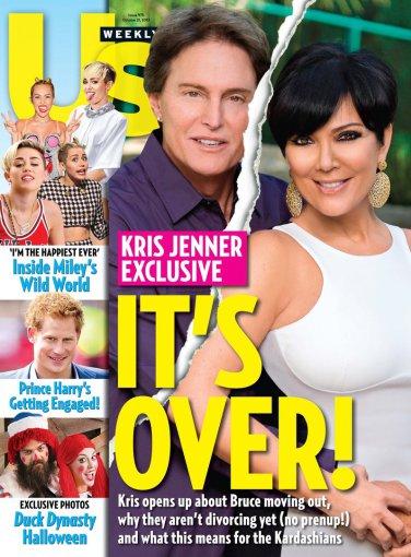 """Scanpix""/AP nuotr./Kris Jenner ir Bruce'as Jenneris"