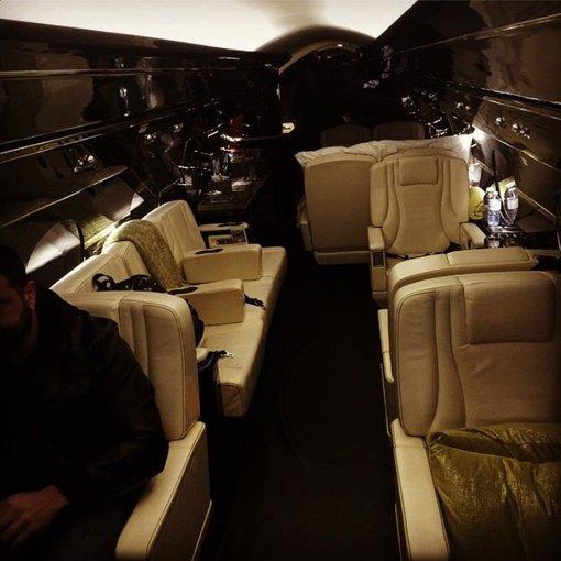 """""""Instagram"""" nuotr./Justinas Bieberis Kalėdų proga sau pasidovanojo naują privatų lėktuvą"""