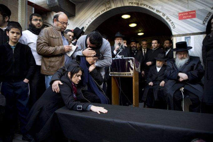 Žydų laidotuvės
