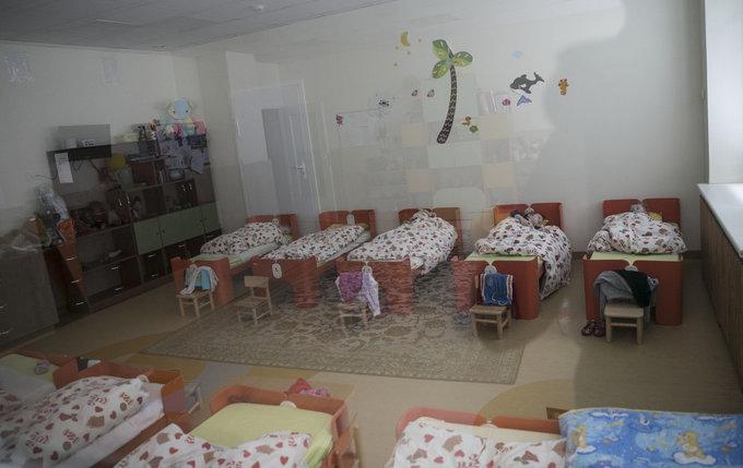 Luko Balandžio/Žmonės.lt nuotr./Vilniaus sutrikusio vystymosi kūdikių namai