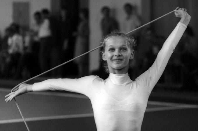 Alfredo Pliadžio nuotr./Dalia Kutkaitė (1981 m.)