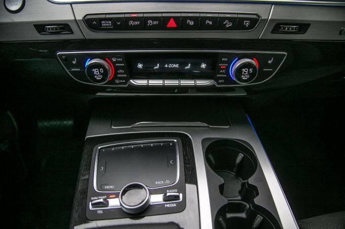 """Juliaus Kalinsko / 15min nuotr./Naujoji """"Audi Q7"""""""
