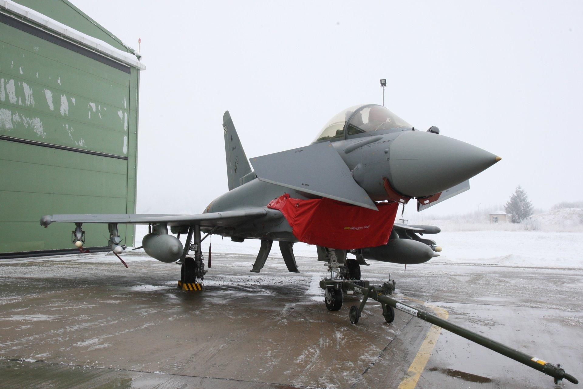 Небо над Балтией начинают патрулировать Испания и Бельгия - Цензор.НЕТ 8614