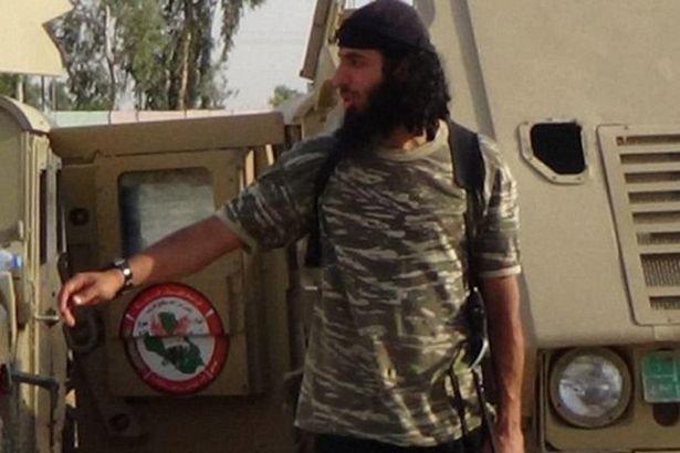 """""""Twitter"""" nuotr. /džihadistas Johnas"""