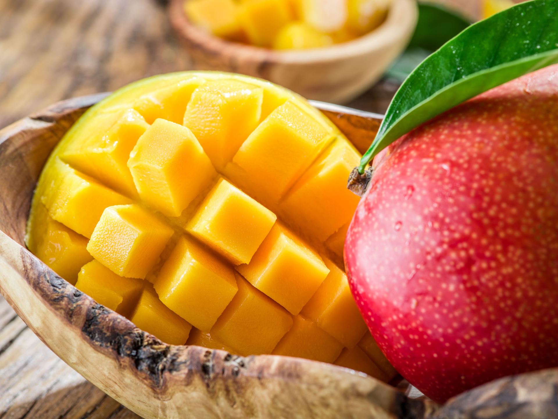 Kaip valgyti mango