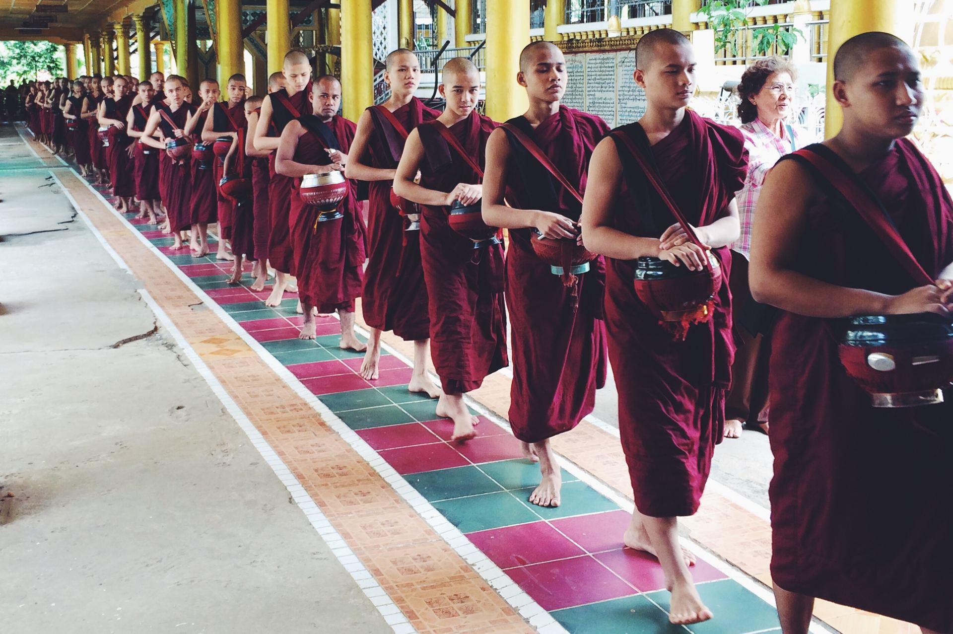 Kaip tapti budistu